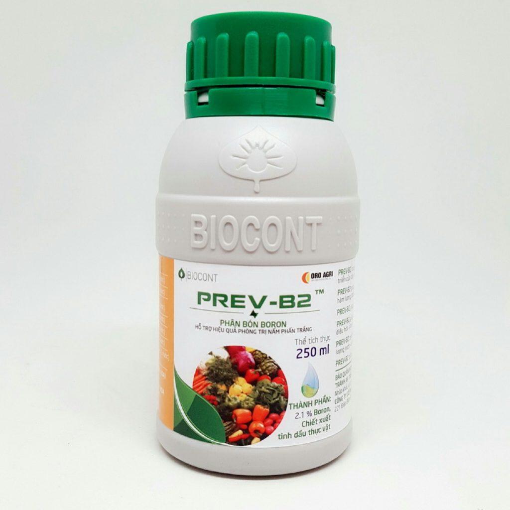 Phân bón lá PREV-B2 (Boron)