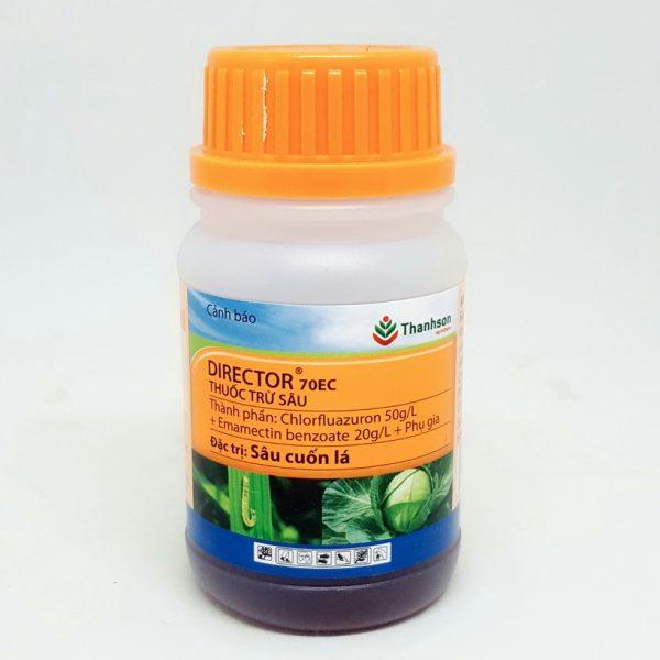 Thuốc trừ sâu DIRECTOR 70EC