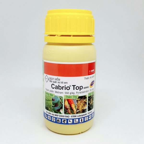 Thuốc trừ nấm bệnh CABRIO-TOP 600WG