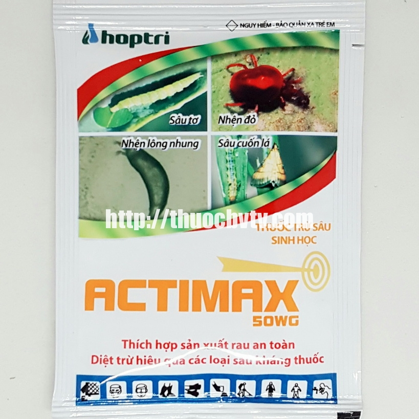 Thuốc trừ sâu ACTIMAX 5WG