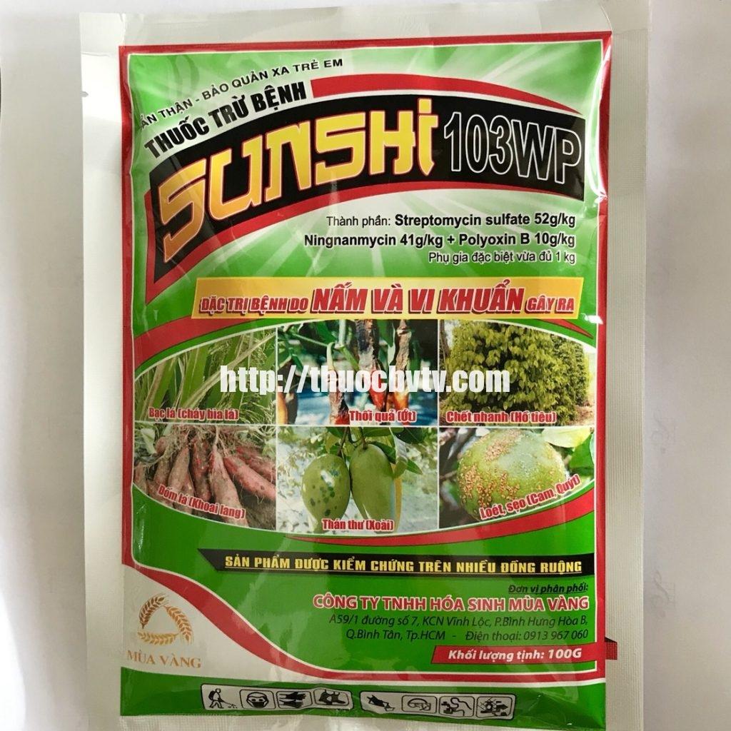 Sunshi 103WP